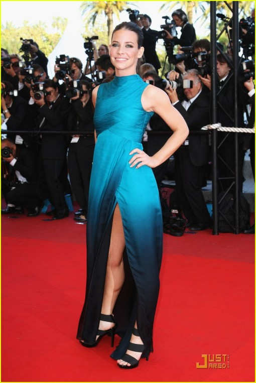 Evangeline Lilly Circus Of The Stars