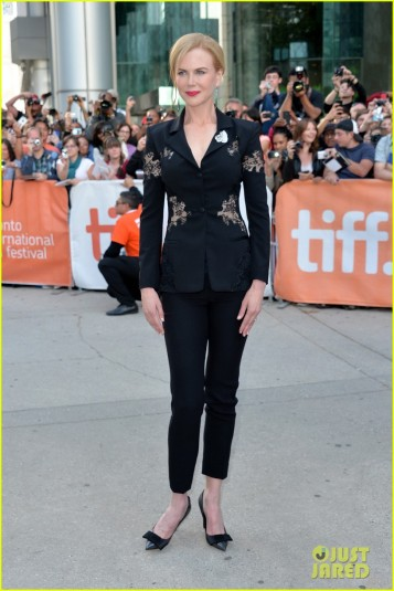 """The Railway Man"" Premiere - Arrivals - 2013 Toronto International Film Festival"
