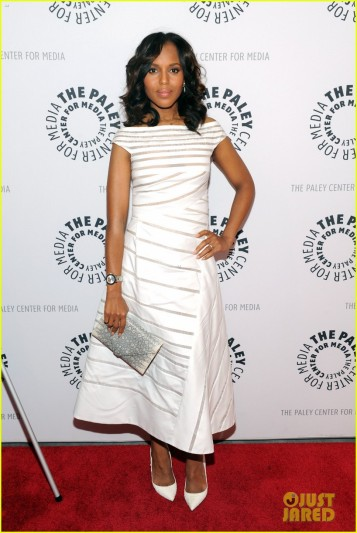 The Paley Center For Media Presents She's Making Media: Kerry Washington