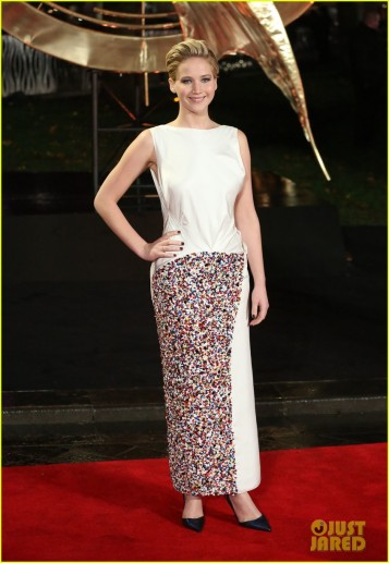 Premiere of 'The Hunger Games: Catching Fire