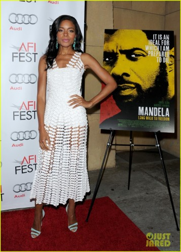 """AFI FEST 2013 Presented By Audi Premiere Of The Weinstein Company's """"Mandela: Long Walk To Freedom"""" - Arrivals"""