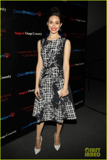 "The Weinstein Company's ""August Osage County"" Screening Benefiting Children Mending Hearts & The Episcopal School Of Los Angeles"