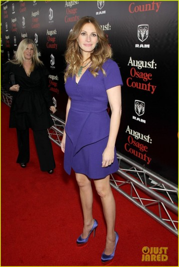 "The Weinstein Company's New York premiere of ""AUGUST: OSAGE COUNTY"""