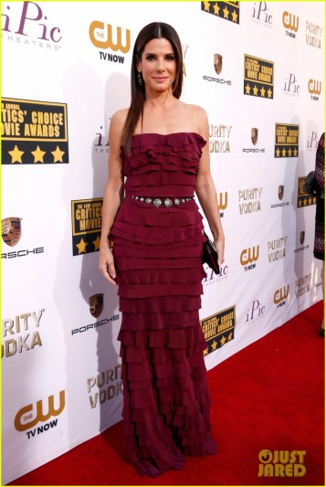 19th Annual Critics' Choice Movie Awards - Red Carpet