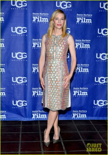 29th Santa Barbara International Film Festival -  Outstanding Performer of the Year Award to Cate Blanchett