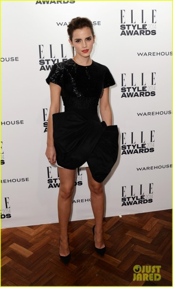 Elle Style Awards 2014 - Inside Arrivals