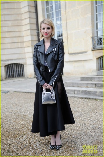 Christian Dior : Arrivals - Paris Fashion Week Womenswear