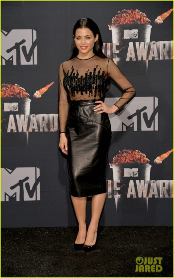 2014 MTV Movie Awards - Press Room