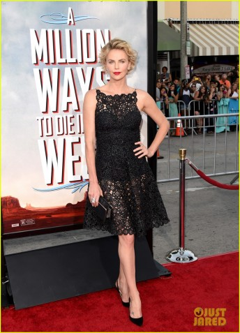"Premiere Of Universal Pictures And MRC's ""A Million Ways To Die In The West"" - Arrivals"