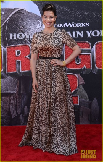 'How To Train Your Dragon 2' Los Angeles Premiere