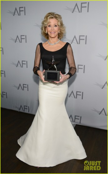42nd AFI Life Achievement Award Honoring Jane Fonda - Award Presentation