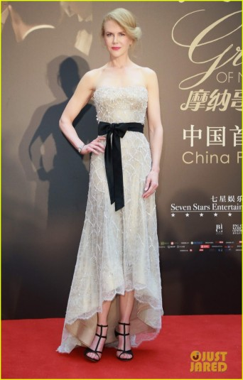 The 17th Shanghai International Film Festival - 'Grace Of Monaco' Premiere