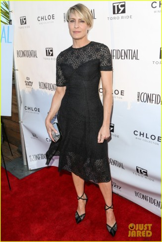 Los Angeles Confidential Celebrates The Women Of Influence Issue With Robin Wright