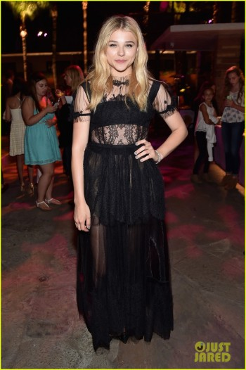 "Premiere Of New Line Cinema's And Metro-Goldwyn-Mayer Pictures' ""If I Stay"" - After Party"
