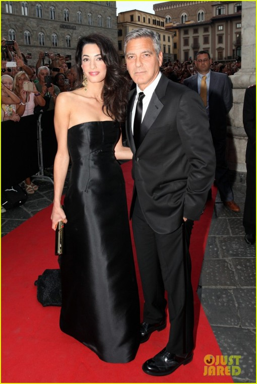 george-clooney-amal-alamuddin-make-red-carpet-debut-01