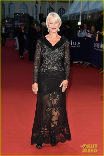 'The Hundred Foot Journey' Premiere - 40th Deauville American Film Festival