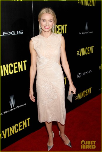 New York  Premiere of ST. VINCENT Hosted by The Weinstein Company with Lexus