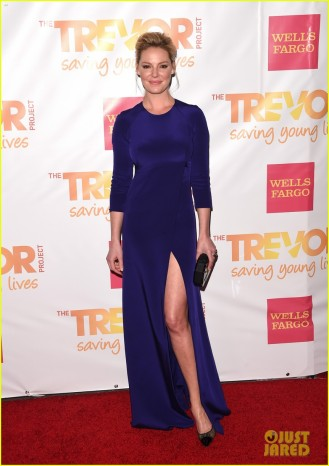 """TrevorLIVE LA"" Honoring Robert Greenblatt, Yahoo And Skylar Kergil For The Trevor Project - Arrivals"