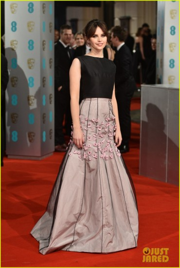 EE British Academy Film Awards Arrivals