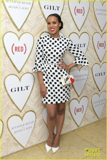 Gilt And (RED) Celebrate The Launch Of Jennifer Meyer xo Jessica Alba