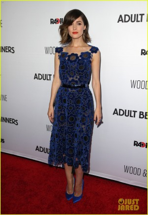 Los Angeles premiere of 'Adult Beginners'
