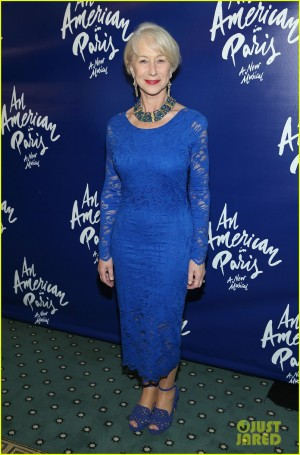 """An American In Paris"" Broadway Opening Night - After Party"