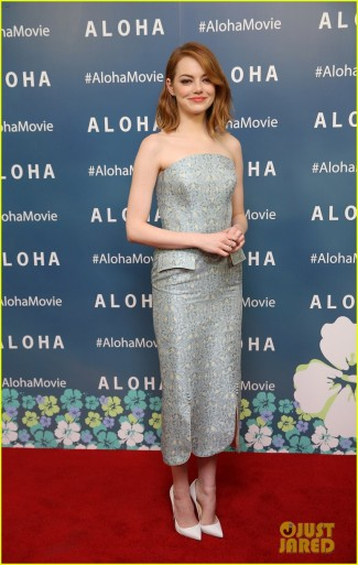 """Aloha"" Screening At Soho Hotel"