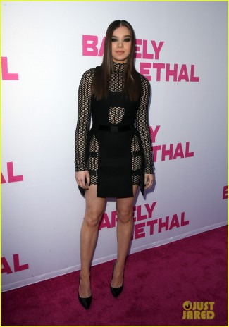 Premiere of DirecTV's 'Barely Lethal'