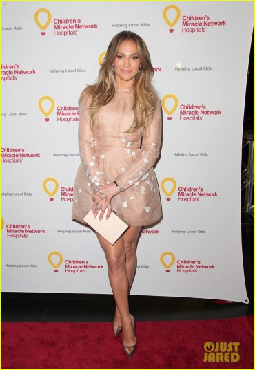 "Jennifer Lopez And Marie Osmond Launch ""Put Your Money Where The Miracles Are"" Campaign"
