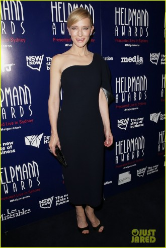 2015 Helpmann Awards - Arrivals