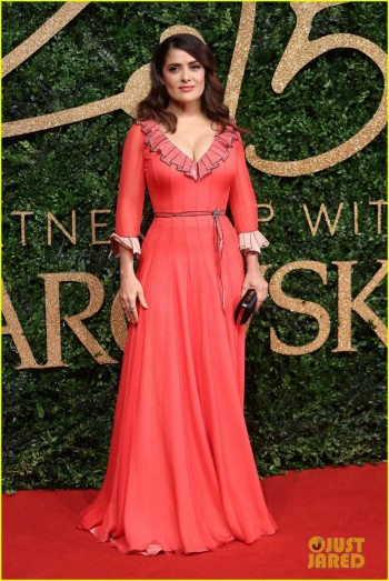 The British Fashion Awards 2015