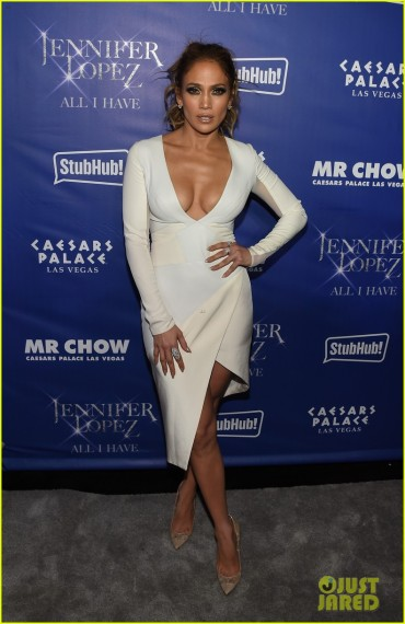 """JENNIFER LOPEZ: ALL I HAVE"" After Party And Grand Opening Of Mr. Chow In Las Vegas"