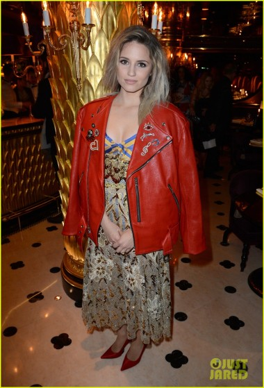 Marc Jacobs Beauty London Dinner, Park Chinois, London, Britain - 20 Feb 2016