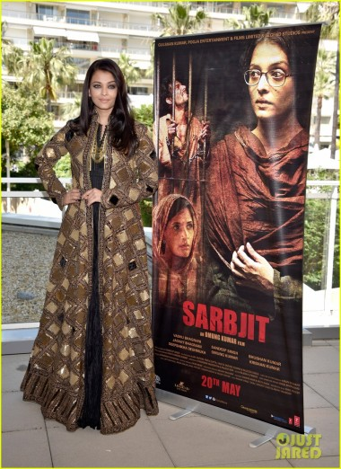 """Sarbjit"" Photocall - The 69th Annual Cannes Film Festival"