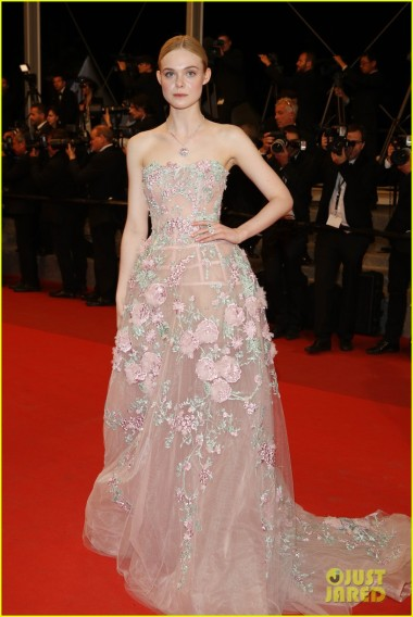 """The Neon Demon""- Red Carpet Arrivals - The 69th Annual Cannes Film Festival"