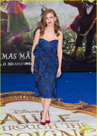 The European Premiere of 'Alice Through The Looking Glass'