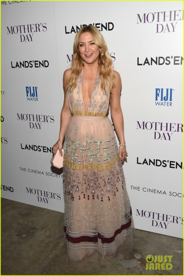 "The Cinema Society With Lands' End & FIJI Water Host A Screening Of """"Mother's Day"""