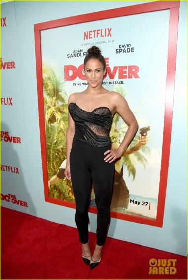 "Premiere Of Netflix's ""The Do Over"" - Red Carpet"