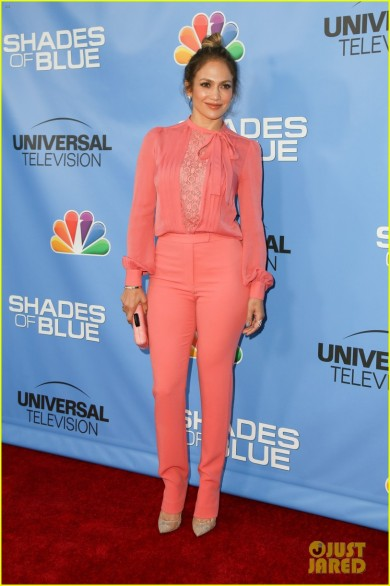 "Television Academy Event For NBC's ""Shades Of Blue"" - Arrivals"