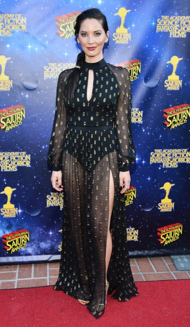 42nd Annual Saturn Awards - Arrivals
