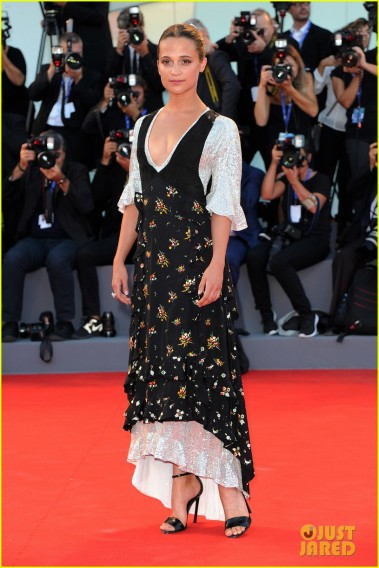73rd Venice Film Festival - 'The Light Between Oceans' - Premiere